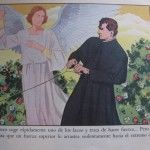 14 Don Bosco angel le explica