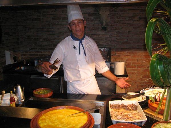 Un grande, la mejor comida mejicana