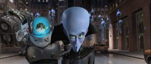 megamind minion