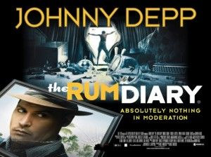 The Rum Diary Banner Poster