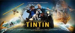 tintin unicorn banner