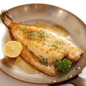 pescado con limon