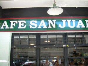 frente cafe san juan