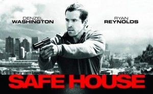 Safe House Poster3