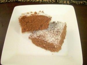 Torta chocolate microondas 2