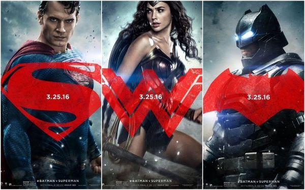 posters batman v superman diciembre 2015