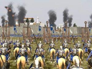 Asedio a castillo