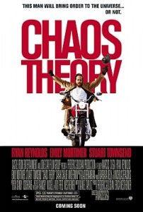 Poster película Chaos Theory