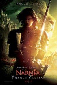 Cronicas de Narnia: principe caspian