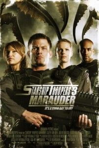Starship Troopers 3 poster