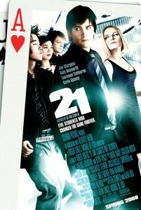 Poster pelicula 21