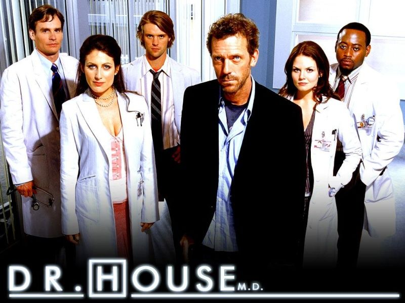 Dr House Wallpaper Colisito